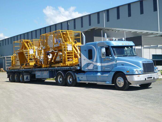 Conveyor Belt Installation Equipment