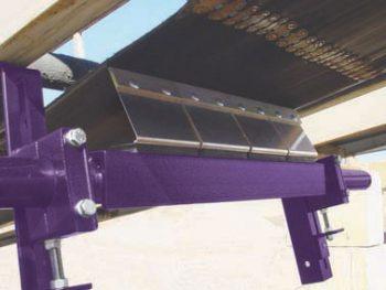 Conveyor Belt Scrapers and Cleaners