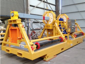Conveyor Belt Winder