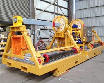Conveyor Belt Winders