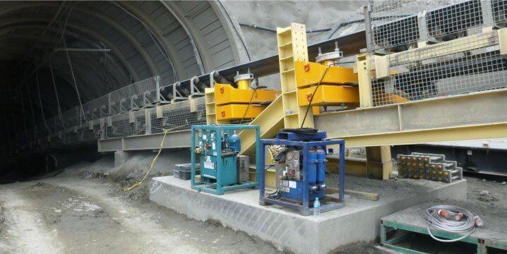 Conveyor Belt Clamps