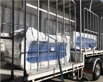 Modular Conveyor Belt System